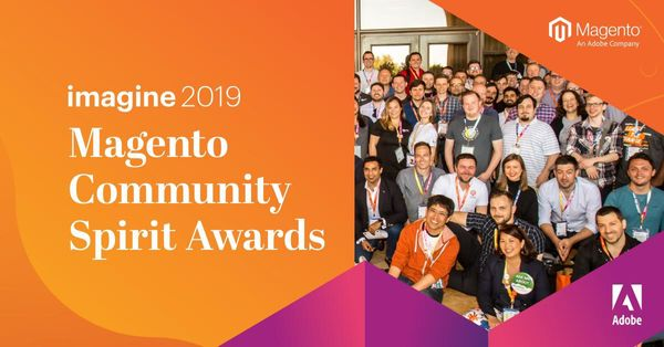 Os ganhadores do Community Spirit Award 2019